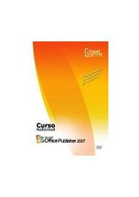 Curso Audiovisual de Office Publisher 2007 DVD