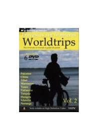 PACK Travesias Sin Fronteras (WORLDTRIPS) VOL 2 (6 DVD´S)