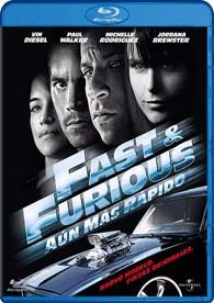 Fast & Furious (A Todo Gas 4) : Aún Más Rápido (Blu-Ray)