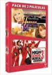 Pack Hannah Montana. La Película + High School Musical 3 - Fin de Curso: Edición Ampliada