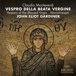 Vespro Della Beata Vergine (Claudio Monteverdi) CD+DVD(3)