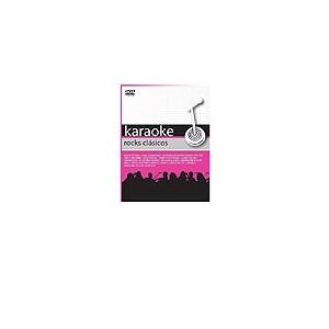 Karaoke. Rock clásicos DVD