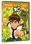 Ben 10: Temporada 3. Volumen 3
