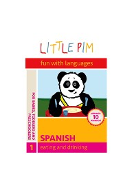 Little Pim: Comer y beber ( Eating and drinking ) DVD