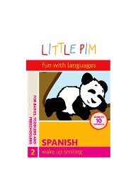 Little Pim: Despertar ( Wake Up Smiling ) DVD
