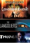 El Cementerio Viviente + The Langoliers + Thinner - Triple Stephen King