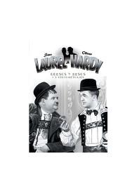 Laurel & Hardy 9 : Quesos y Besos + 3 Cortos