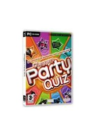 Cheggers Party Quiz CD-ROM