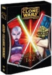 Pack Star Wars : The Clone Wars - Temporada 1 - Vol. 1 + 2