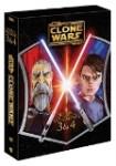 Pack Star Wars : The Clone Wars - Temporada 1 - Vol. 3 + 4