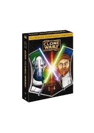 Pack Star Wars : The Clone Wars - Temporada 1 Completa