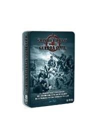 Las Grandes Batallas de la Guerra Civil (Caja Metálica 8 DVD,s)