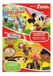 Pack La Casa de Mickey Mouse : Aventuras de Colores + Little Einsteins : De Viaje por África