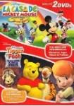 Pack La Casa de Mickey Mouse : Aventuras de Colores + Mis Amigos Tigger y Pooh : Felices Sueños con Pooh