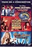 Pack Los Conciertos de Disney Channel