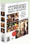 Pack Grandes Genios de la Pintura : Pintura Barroca y Renacentista