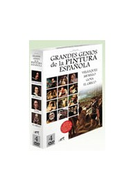 Pack Grandes Genios de la Pintura : Pintura Española