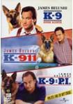 Pack K-9 + K-911 + K-9: P.I.