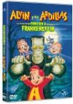 Alvin y las Ardillas Conocen a Frankenstein