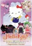 Hello Kitty : El Bosque De Las Manzanas Y La Ciudad Paralela - Vol. 5