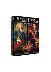 Pack Reyes de España : Los Borbones