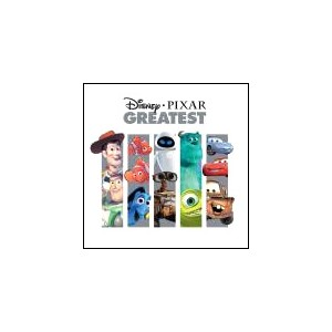 B.S.O Disney Pixar Greatest CD(1)