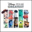 B.S.O Disney Pixar Greatest CD(1)