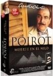 Agatha Christie : Poirot - Muerte en el Nilo + Libro
