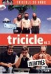 Tricicle : Lo Mejor de Chooof + Entretrés - Colección Tricicle 30 Años - Vol. 3