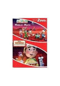Pack La Casa de Mickey Mouse: Mensaje desde Marte + Manny Manitas: Una Noche de Película