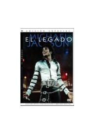 Michael Jackson, el Legado DVD