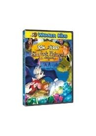 Tom Y Jerry : Conocen A Sherlock Holmes - La Película