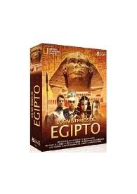 Los Misterios De Egipto - Colección Completa (National Geographic)