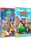 Pack Manny Manitas: La aventura en moto de Manny Manitas + La Casa de Mickey Mouse: El trenecito de Mickey