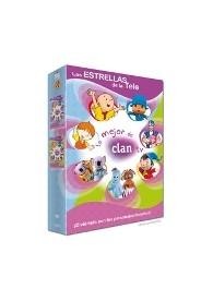Pack Lo Mejor de Clan TV - Vol. 1 + 2