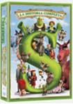 Pack Shrek Cuatrilogía