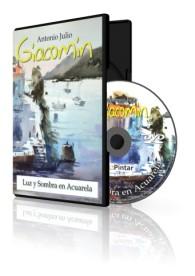 Luz y Sombra en Acuarela - DVD