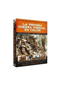 Pack La Primera Guerra Mundial En Color