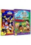 Pack La casa de Mickey Mouse: El Gran Concierto + Little Einsteins: ¡Por fin es Primavera!