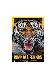 Pack National Geographic : Grandes Felinos