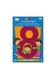 Les Tres Bessones Bebès nº 8 (DVD)