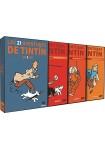 Las 21 Aventuras de Tintín - Serie Completa (Ed. Integral)