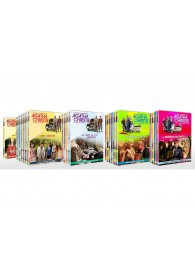 Pack Los Pequeños Asesinatos de Agatha Christie (22 DVD,s)
