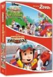 Pack En La Carretera - La Casa De Mickey Mouse : Un Día En Las Carreras + Manny Manitas : La Gran Carrera