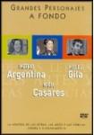 Grandes Personajes a Fondo 19: Imperio Argentina + María Casares + Miguel Gila
