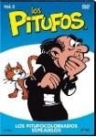 Los Pitufos 02 Los Pitufocoloreados Espejuelos