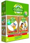Pack Caillou Club Ecologico 1 + 2
