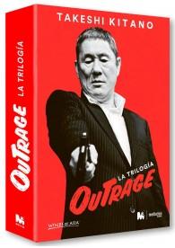 Outrage: La Trilogía