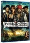 Piratas Del Caribe 4 : En Mareas Misteriosas
