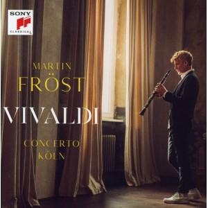 Vivaldi (Martin Fröst) CD